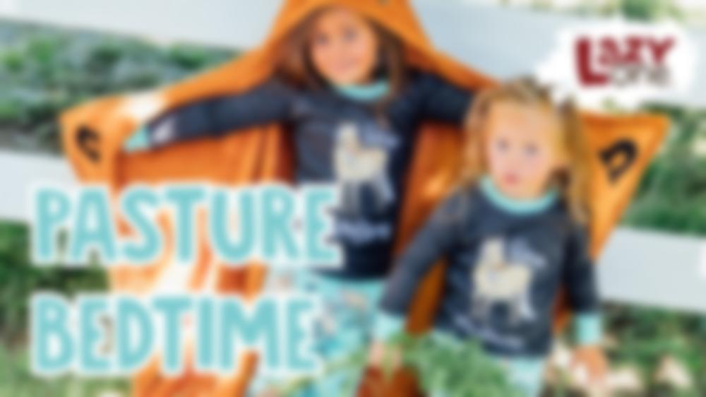 Pasture Bedtime Pajamas - A Horse Lover's Dream!