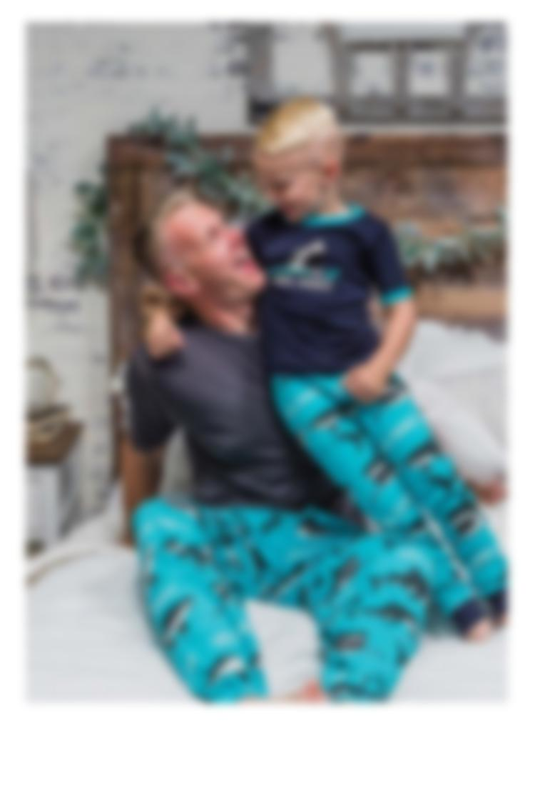 Aquatic Pajamas