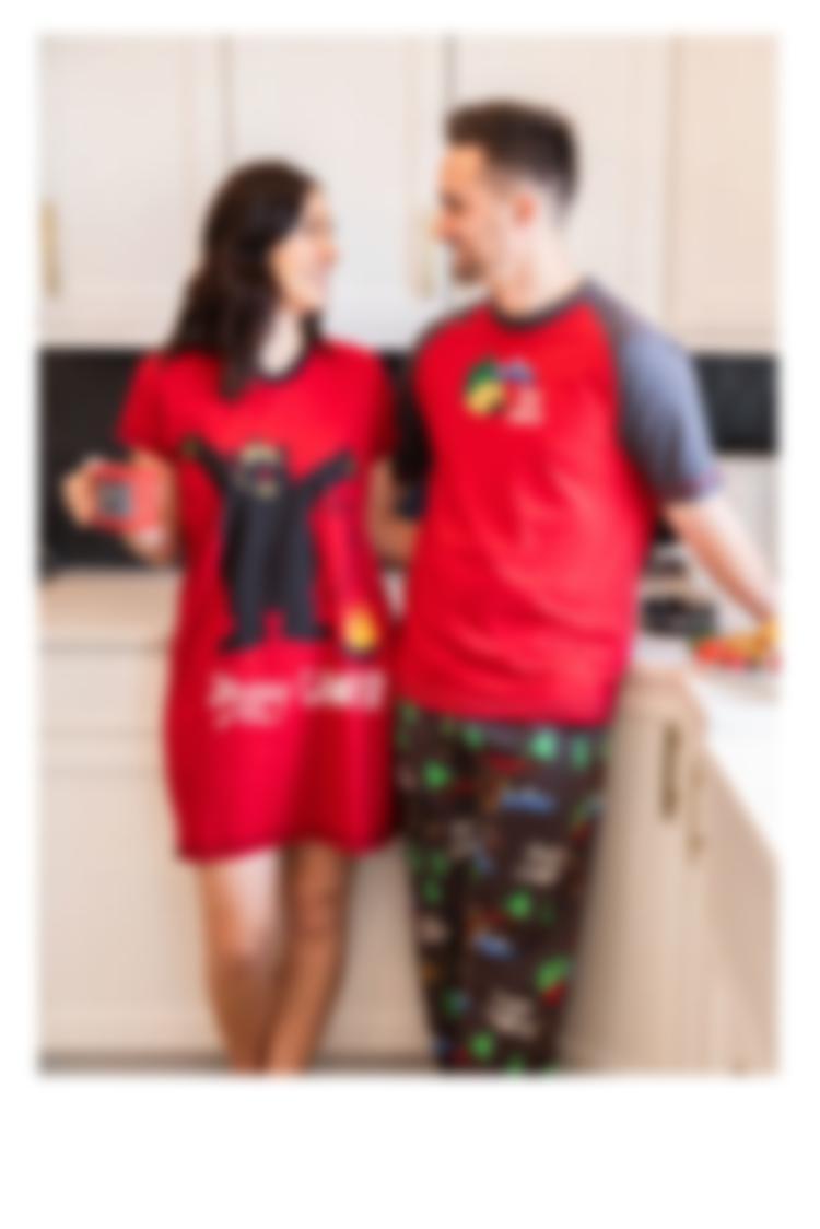 Couple Pajama Sets