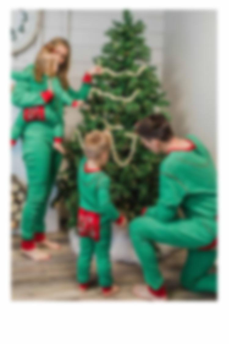 Don't Open Til Christmas Pajamas