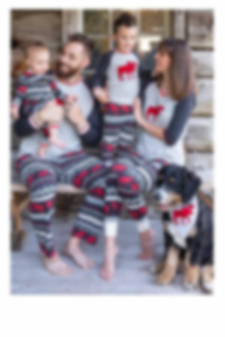 Fall Family Pajamas