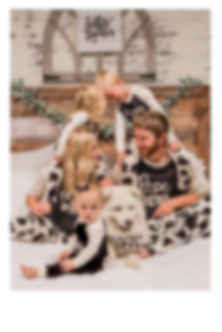 Family Bear Pajamas