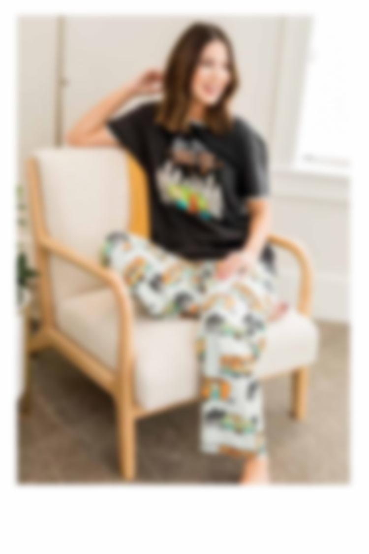 Five Star Roll-Tel Pajamas