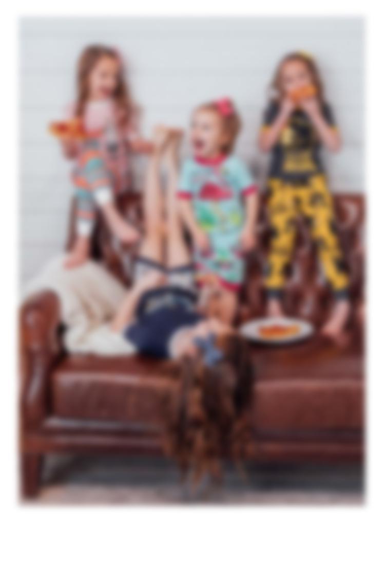 Kids Spring and Summer Pajamas