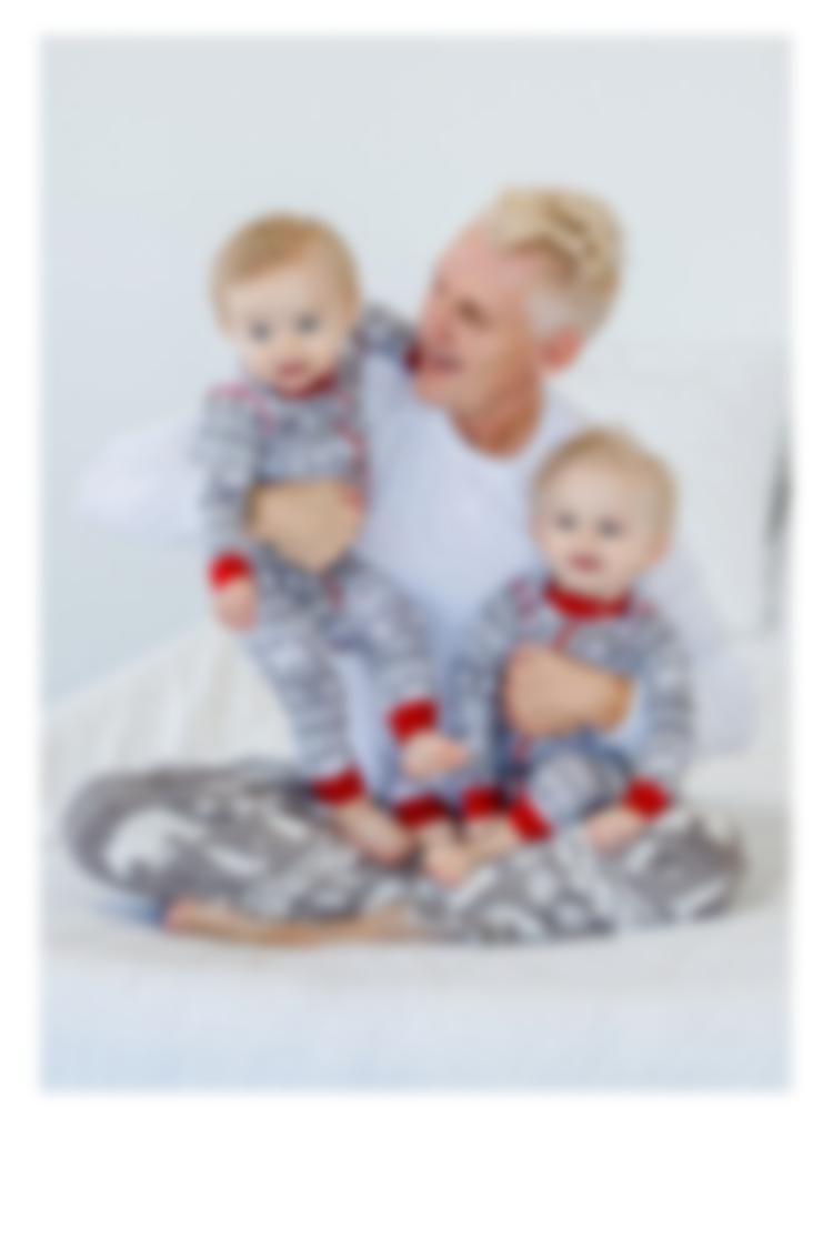 Nordic Bear Pajamas