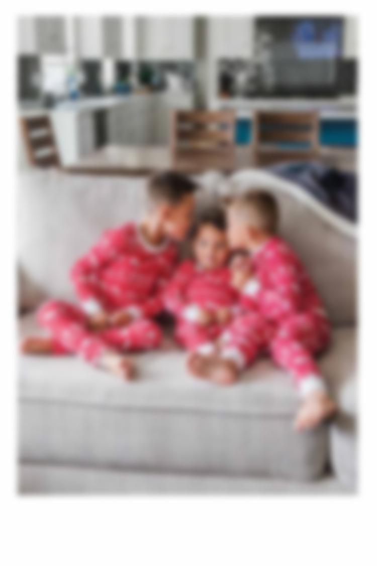 Nordic Moose Pajamas