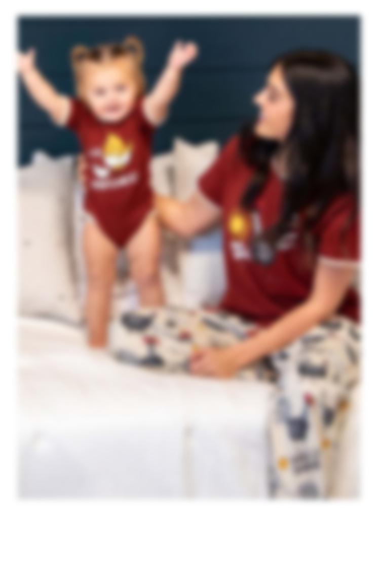 Rise & Shine Rooster Pajamas