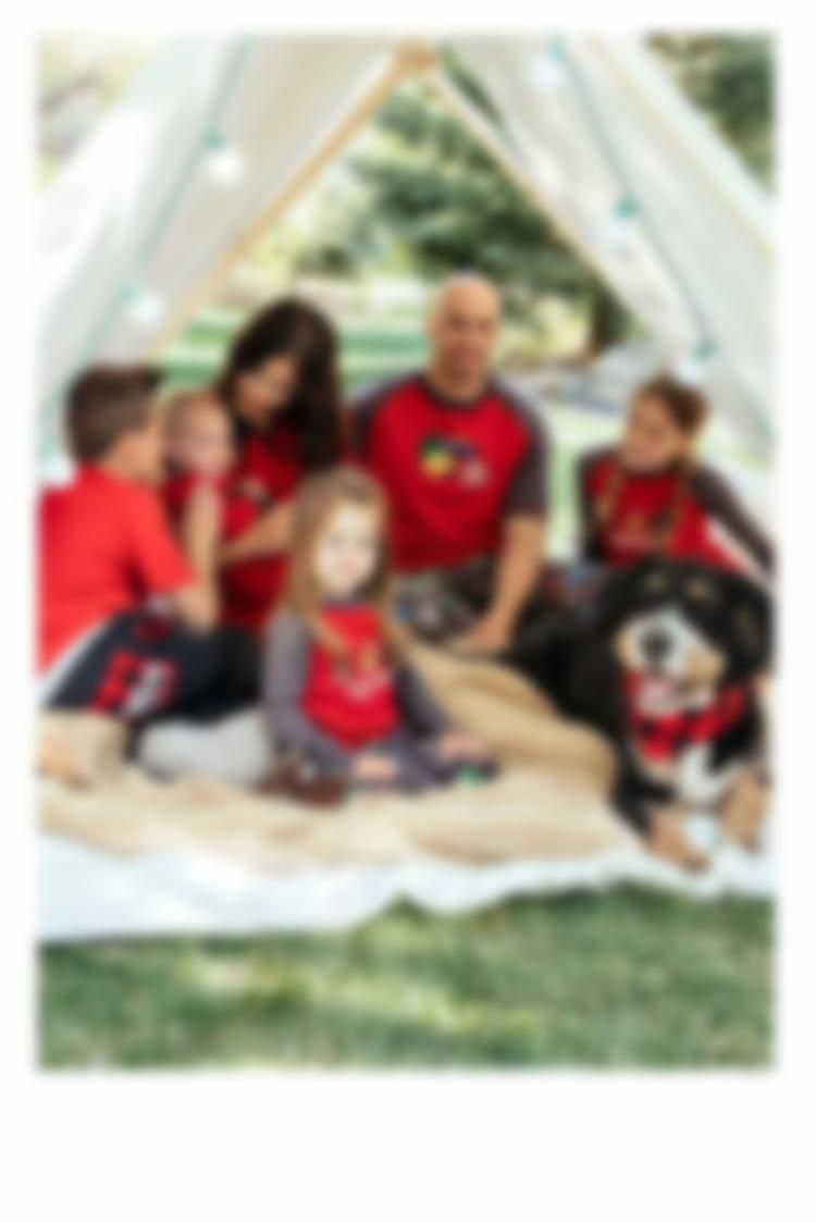 Spring and Summer Family Pajamas
