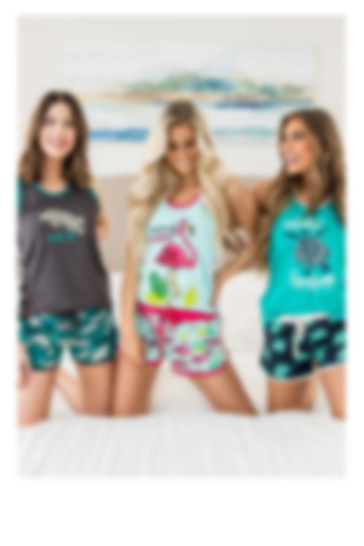 Women's Spring and Summer Pajamas