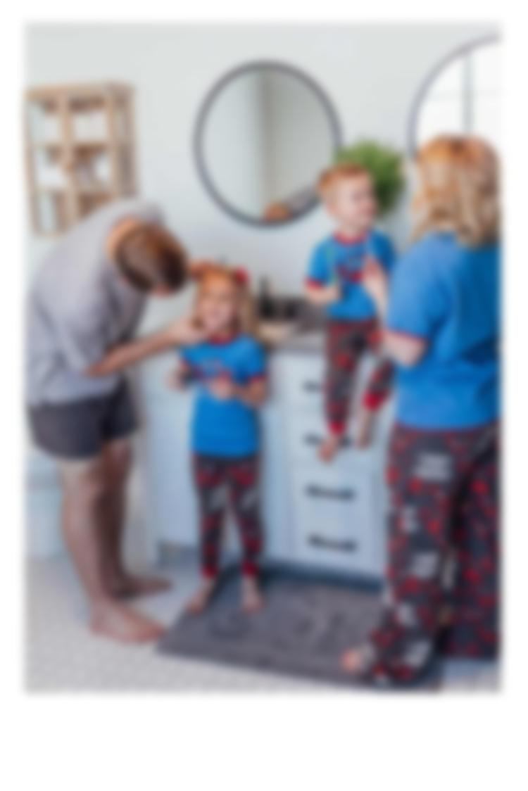 Matching Family Pajama Set - Crabby