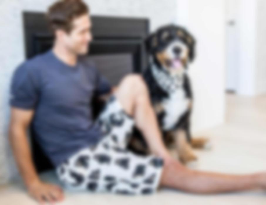 Men's Pajama Shorts! Cool & Comfy