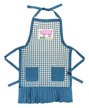 Bacon Up A Storm Women's Apron