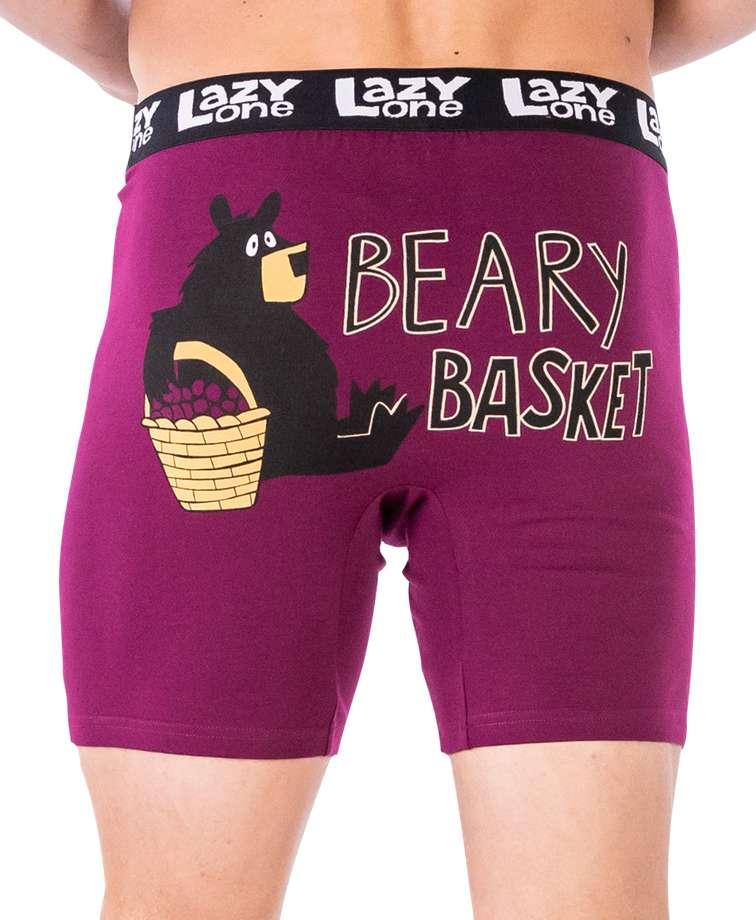 Beary Basket Men's Boxer Brief