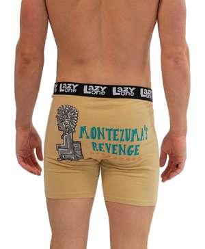 Montezuma's Revenge Men's Boxer Briefs