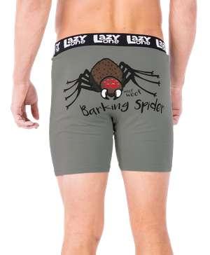 Barking Spider Men's Boxer Briefs