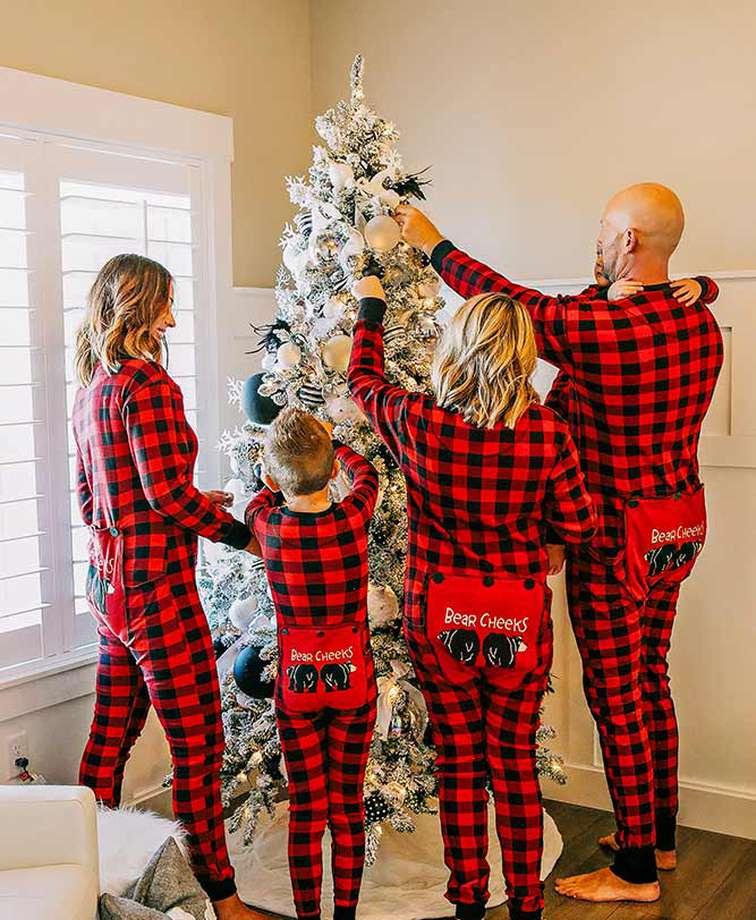Buffalo Plaid Pajamas