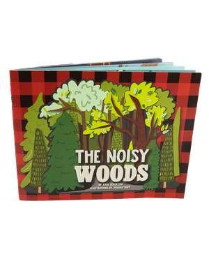 Noisy Woods Children's Book