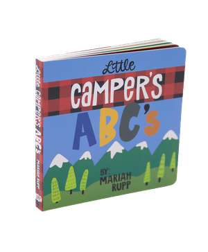 Little Camper's ABC's Children's Book