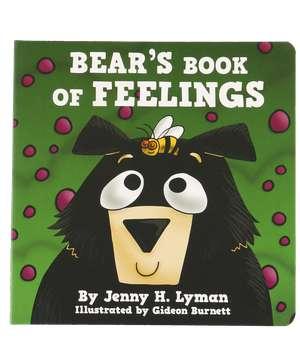 Bear's Book of Feelings Children's Book