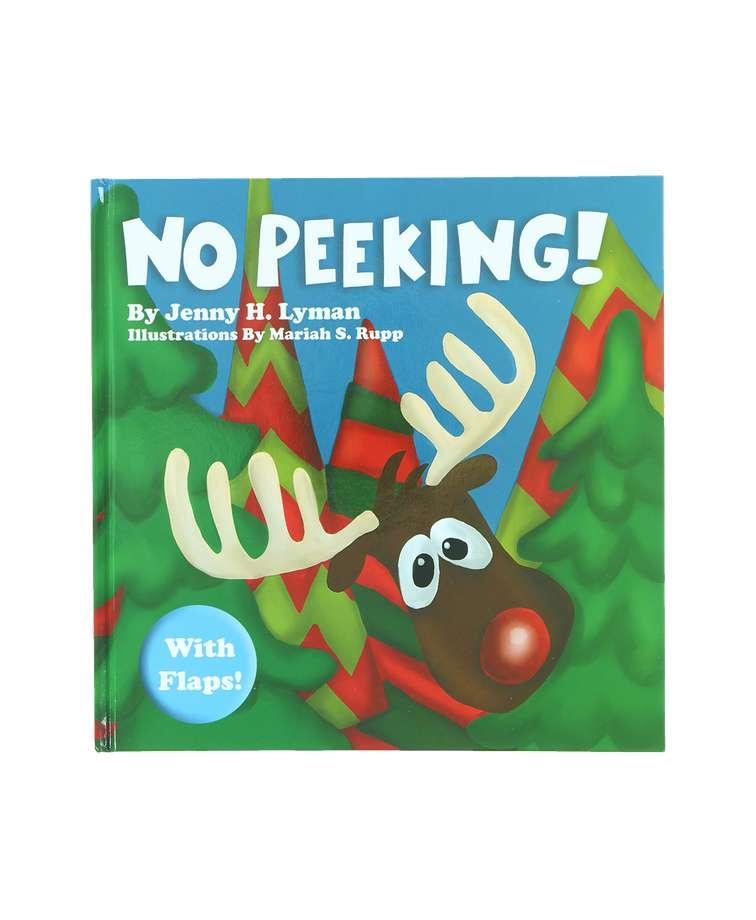 No Peeking Children's Book