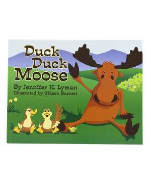 Duck Duck Moose Children's Book