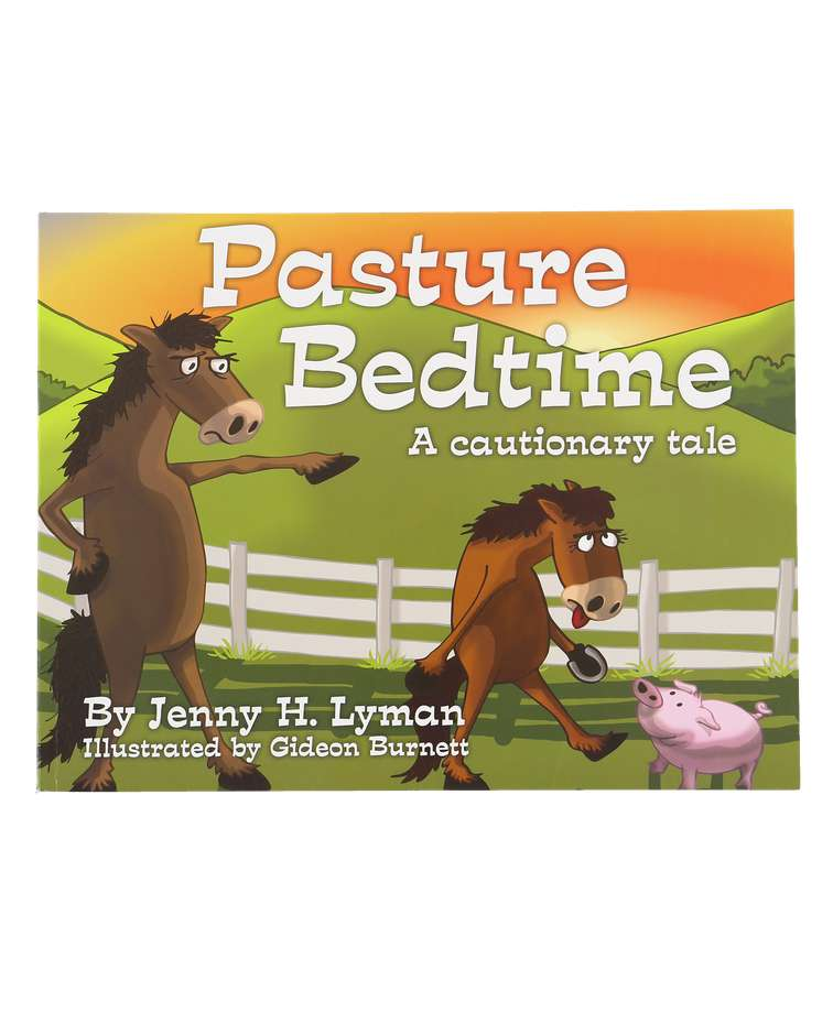 Pasture Bedtime Book Children's Book
