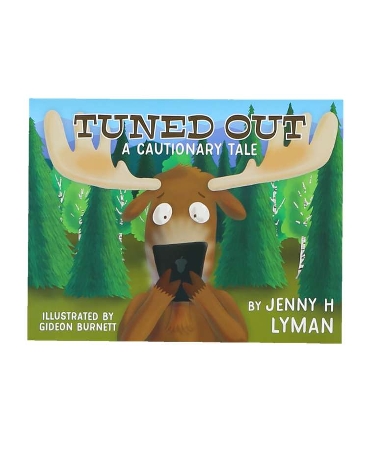 Tuned Out Children's Book