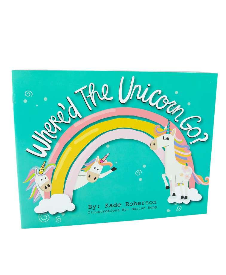 Where'd The Unicorns Go? Children's Book