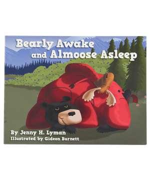 Bearly Awake Children's Book
