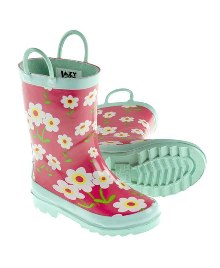 Rise and Shine Kid's Rain Boot