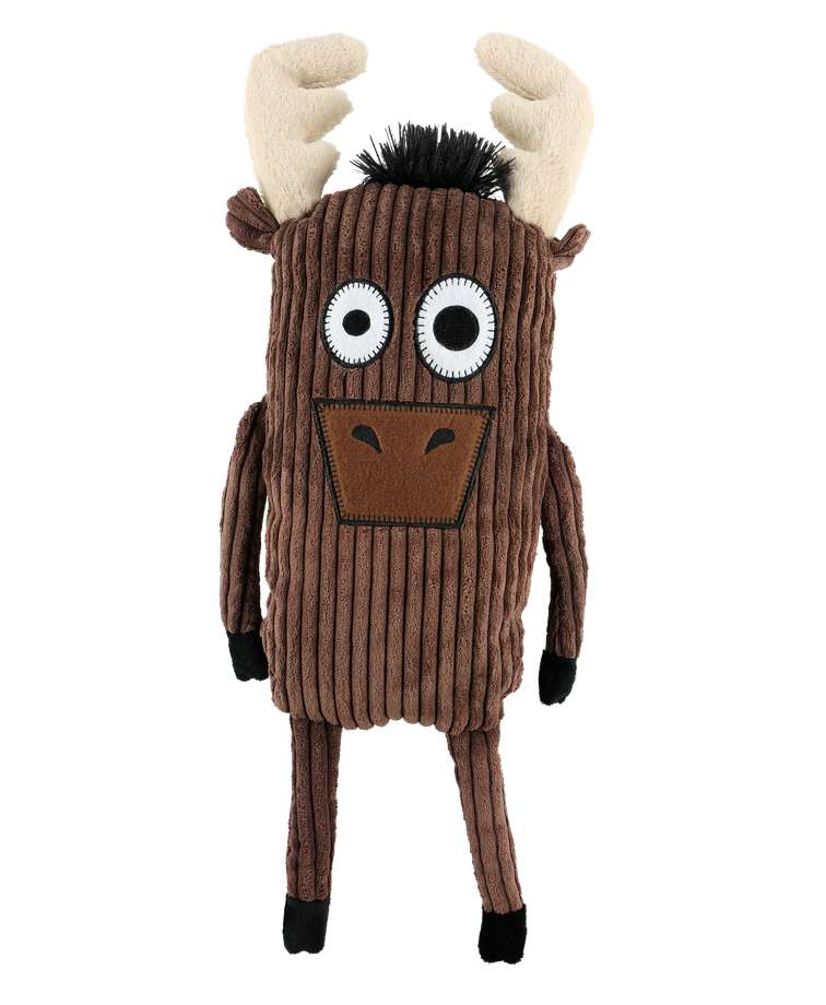 Critter Pets Kid's Moose Stuffed Animal