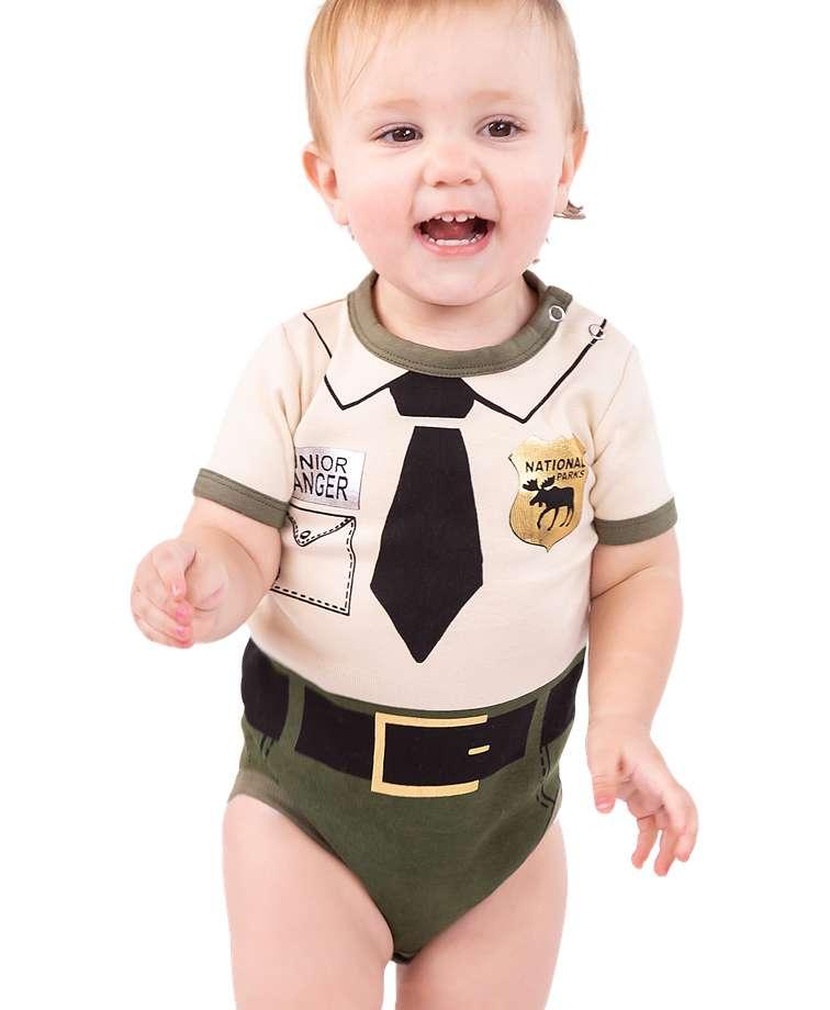 Junior Ranger Infant Creeper Onesie
