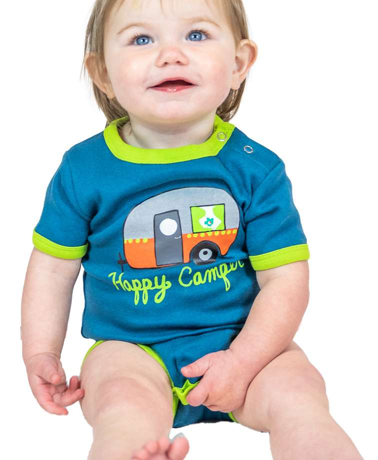 Night Out Infant Creeper Onesie