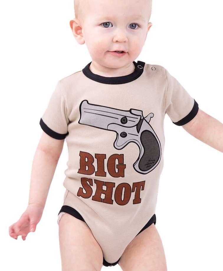 Big Shot Infant Creeper Onesie