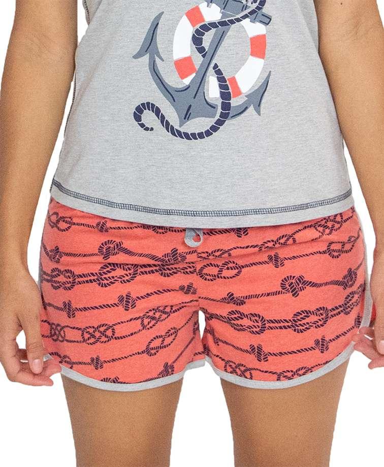 Nauti Women's Nautical Shorts