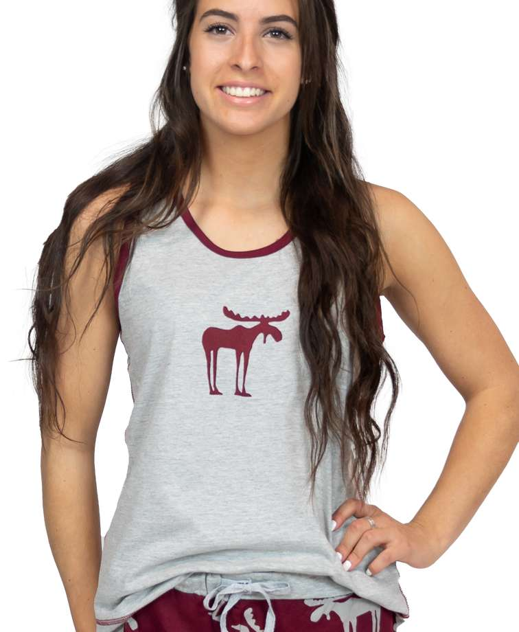 Funky Moose Women's Tank Top