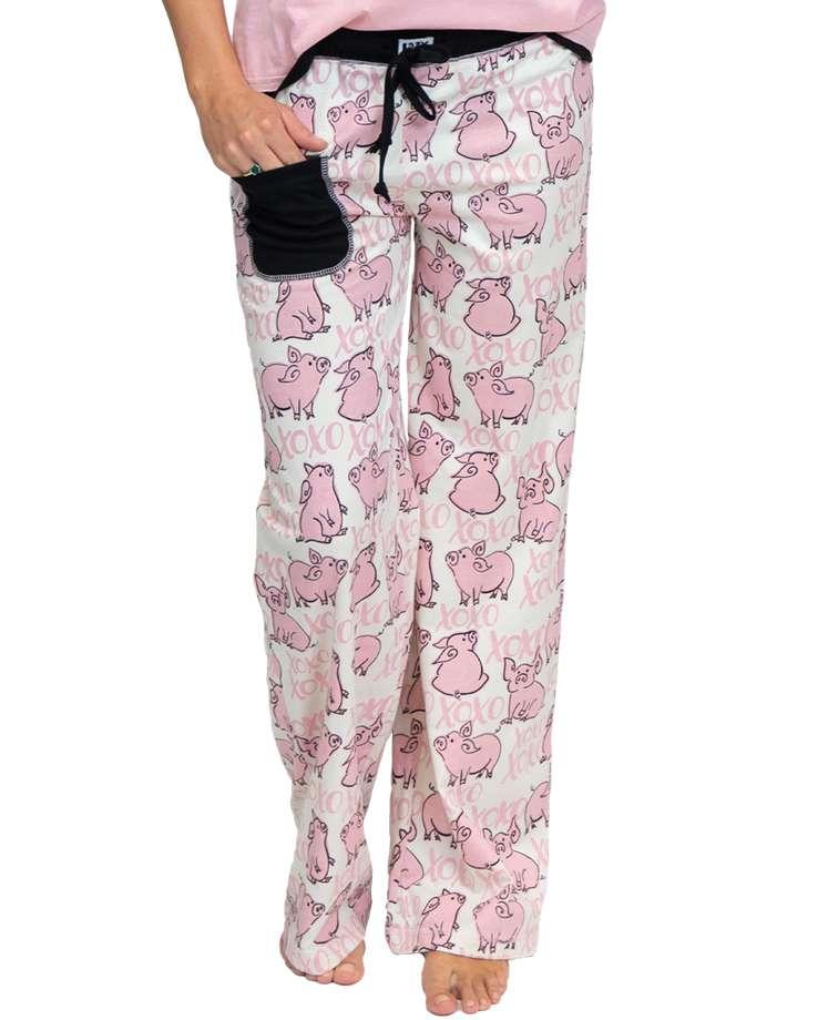Hogs & Kisses Women's Regular Fit Pant