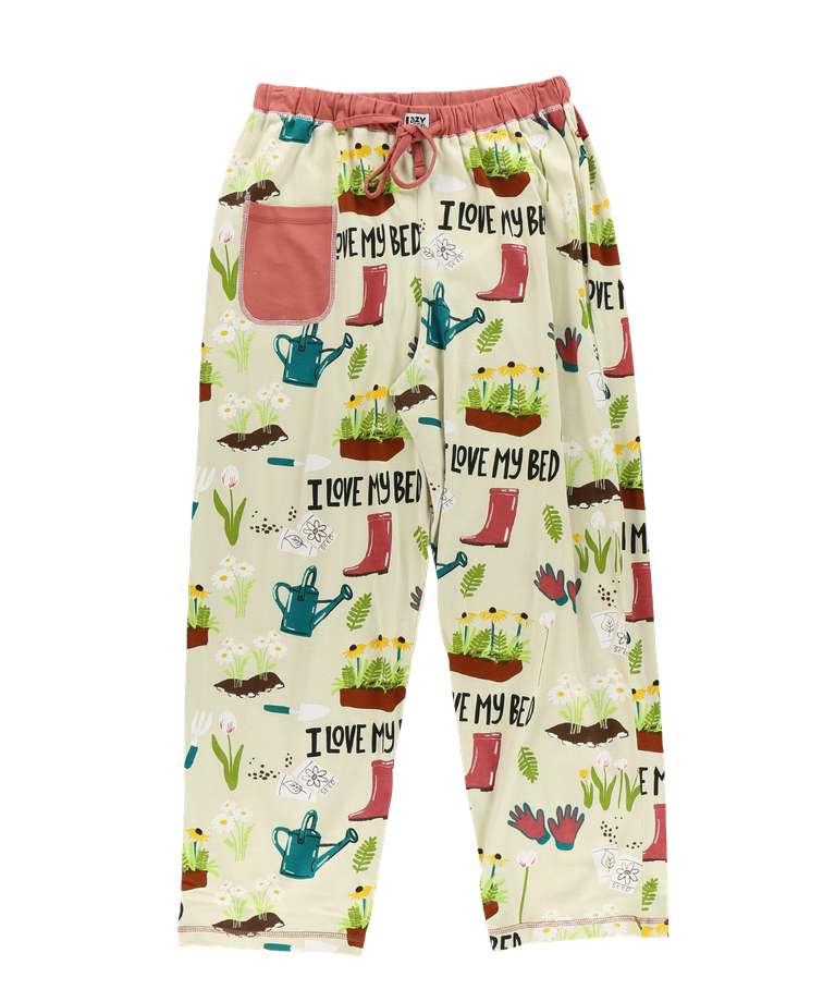 Love My Bed Women's Regular Fit PJ Pant