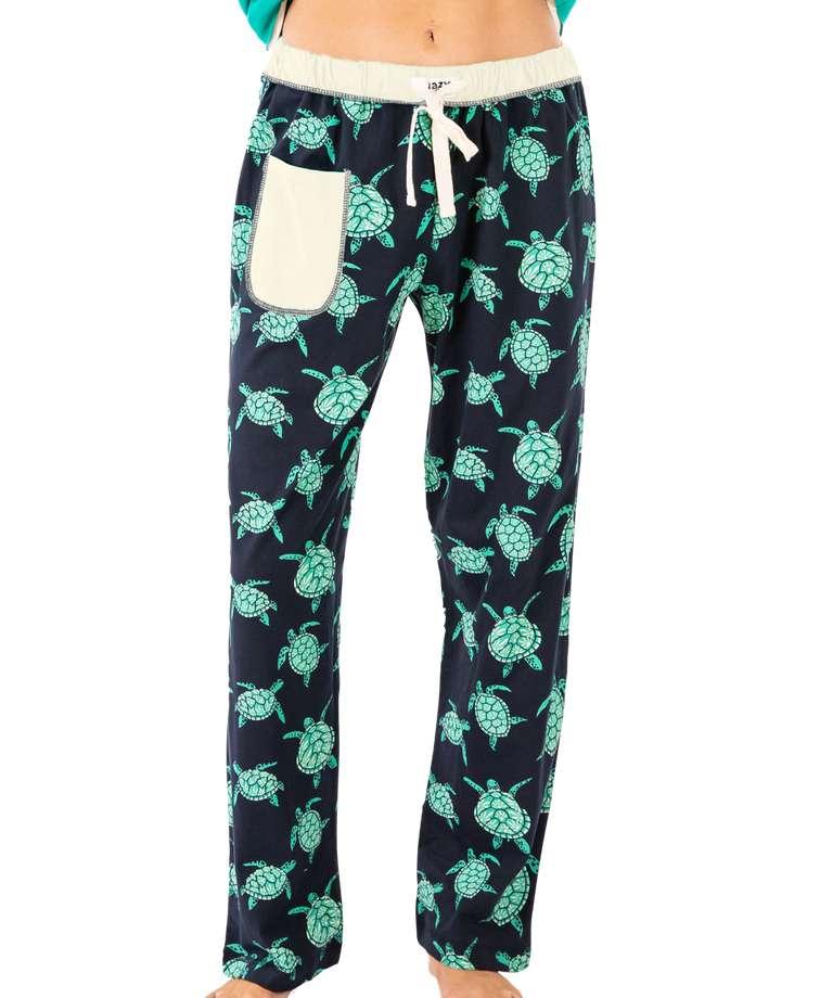 Turtles Women's Regular Fit PJ Pant