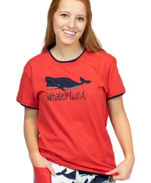 Whaley Tired Women's Regular Fit Tee