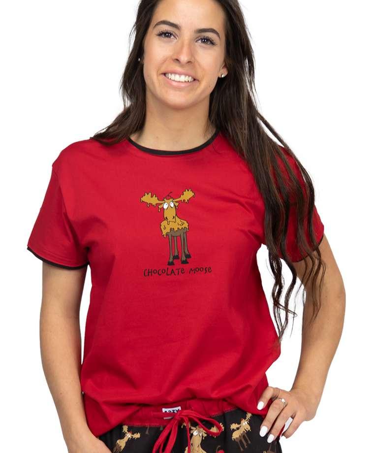 Chocolate Moose Women's Regular Fit Tee