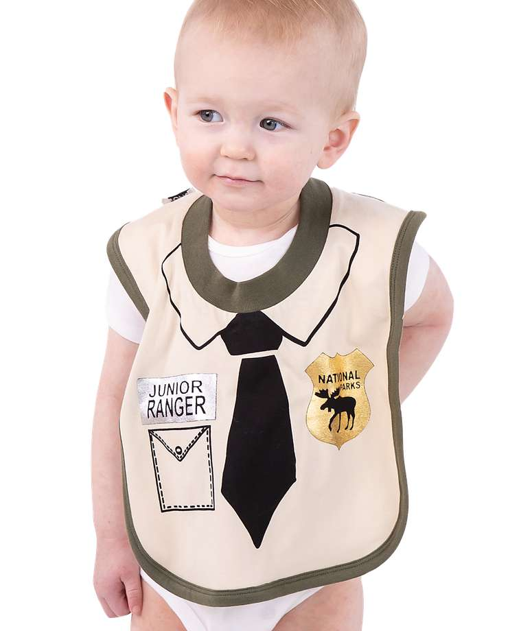 Junior Ranger Infant Bib