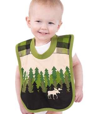 Forest Infant Bib