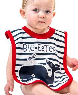 Big Eater Infant Bib