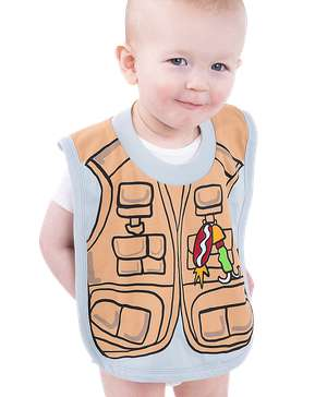 Fishing Infant Bib