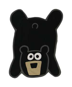 Bear | Critter Burp Cloth