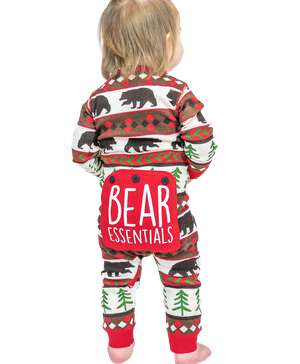 Bear Essentials Infant Onesie Flapjack