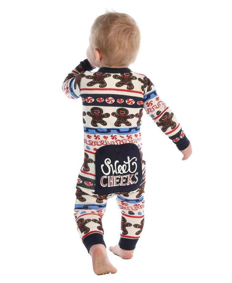 Sweet Cheeks Infant Onesie Flapjack