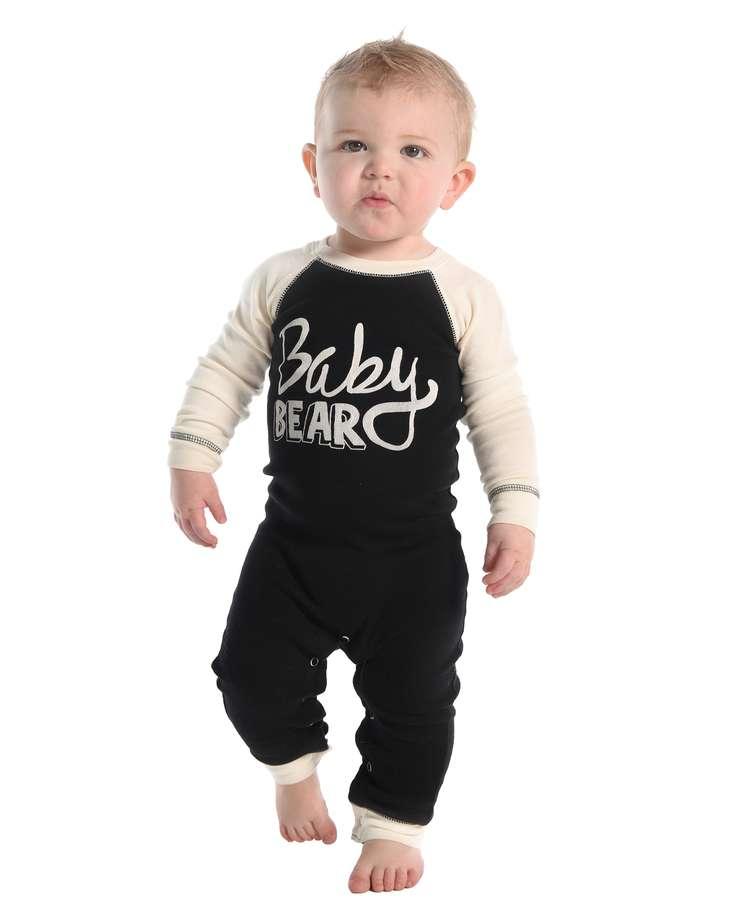 Baby Bear Infant Onesie Flapjack