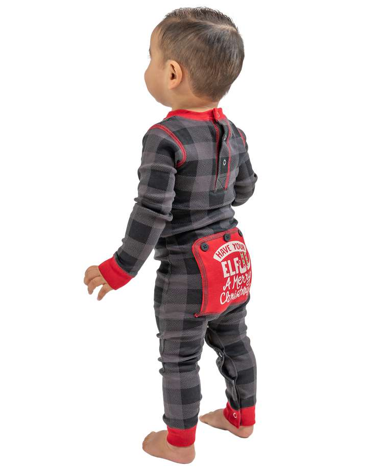 Have Your Elf A Merry Christmas Infant Onesie Flapjack